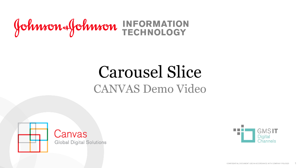 Carousel Slice